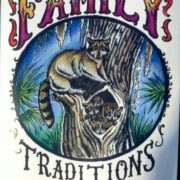 Family Traditions Coloring Book - Monica Turner Art